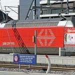 Schweizer-Eisenbahnen - Re 460 * 085