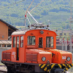 Schweizer-Eisenbahnen - Ge 2/2 * 161