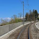 Schweizer-Eisenbahnen Bahnhof St. Gallen Birnbäumen