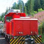 Schweizer-Eisenbahnen - HGm 2/2 * 76