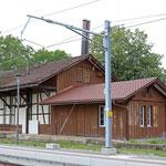 Schweizer-Eisenbahnen Bahnhof Felben-Wellhausen