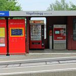 Schweizer-Eisenbahnen - Bahnhof Vögelinsegg