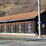 Schweizer-Eisenbahnen - Bahnhof Filisur