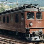 Schweizer-Eisenbahnen - Ae 8/8 / 272