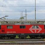 Schweizer-Eisenbahnen - Re 420 / 224