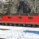 Schweizer-Eisenbahnen - Re 620 * 022