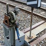 Schweizer-Eisenbahnen Bahnhof Rietli