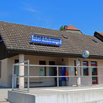 Schweizer-Eisenbahnen - Bahnhof Tobel-Affeltrangen