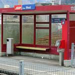Schweizer-Eisenbahnen Bahnhof Chur West