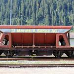 Schweizer Eisenbahnen - Fad * 756