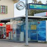 Schweizer-Eisenbahnen Bahnhof Egnach