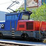 Schweizer-Eisenbahnen - Eem 923 * 011