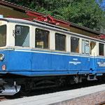 Mai 2020: ABDe 4/4 Nr. 17 der Domodossola - Locarno Bahn aus dem Jahr 1923. (Aufnahme vom September 2007.)