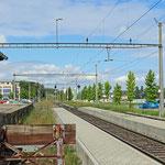 Schweizer-Eisenbahnen Bahnhof Tägerwilen-Gottlieben