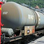 Schweizer-Eisenbahnen RhB Güterwagen Za - 8147