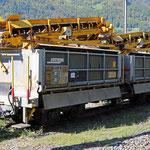 Schweizer-Eisenbahnen RhB Güterwagen Xa-u - 9442