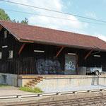 Schweizer-Eisenbahnen - Bahnhof Mörschwil