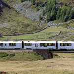 Schweizer-Eisenbahnen - ABe 8/12 / 3506