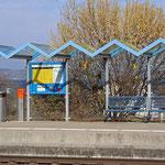 Schweizer-Eisenbahnen - Bahnhof Altnau