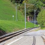 Schweizer Eisenbahnen Bahnhof Zürchersmühle