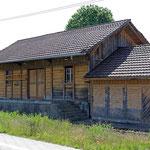 Schweizer-Eisenbahnen Bahnhof Etzwilen