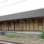 Schweizer-Eisenbahnen - Bahnhof Brixen