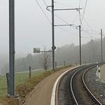 Schweizer-Eisenbahnen Bahnhof Rank