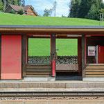 Schweizer-Eisenbahnen Bahnhof Steigbach