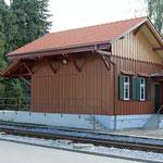 Schweizer-Eisenbahnen - Bahnhof Rosental
