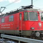 Schweizer-Eisenbahnen - Re 420 * 345