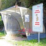 Schweizer-Eisenbahnen Bahnhof Crémines-Zoo