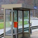 Schweizer-Eisenbahnen - Bahnhof Murkart
