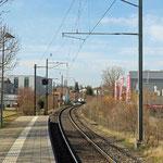 Schweizer-Eisenbahnen - Bahnhof Kurzrickenbach Seepark