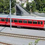 Schweizer-Eisenbahnen - B * 2419