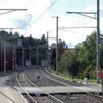 Schweizer-Eisenbahnen - Bahnhof Schachen (Herisau)