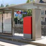 Schweizer-Eisenbahnen Bahnhof Chur Altstadt