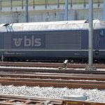 Schweizer-Eisenbahnen - Re465 / 017