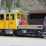 Schweizer-Eisenbahnen - Tm 2/2 * 81