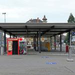 Schweizer-Eisenbahnen - Bahnhof Arbon