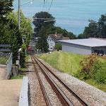 Schweizer- Eisenbahnen Bahnhof Sandbüchel