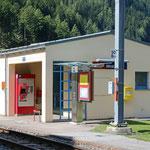 Schweizer-Eisenbahnen - Bahnhof Miralago
