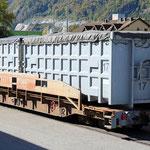 Schweizer-Eisenbahnen RhB Güterwagen Sl - 7758