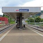 Schweizer-Eisenbahnen Bahnhof Winterthur Wittenbach