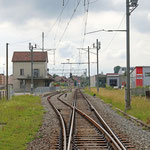 Schweizer-Eisenbahnen - Bahnhof Marthalen (ehemaliger Bahnhof)
