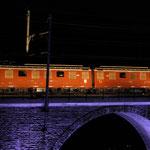 Schweizer-Eisenbahnen - Ae 8/8 / 273
