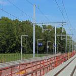 Schweizer-Eisenbahnen - Bahnhof Neukirch-Egnach