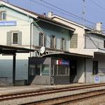 Schweizer-Eisenbahnen Bahnhof Rivera-Bironico
