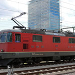 Schweizer-Eisenbahnen - Re 420 * 302