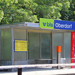 Schweizer-Eisenbahnen Bahnhof Oberdorf SO