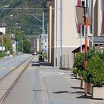 Schweizer-Eisenbahnen - Bahnhof Le Prese